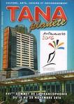 Front Cover: Tana Planète: Numéro 93 – nov...