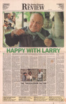 Happy with Larry