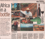 Wine Tourism: Africa in a bottle: Madagascar
