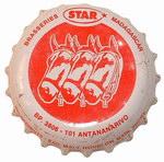 Cap: Bottle – THB (Three Horses Beer):...