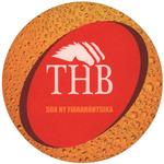 THB Beer Mat
