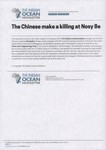 The Chinese make a killing at Nosy Be