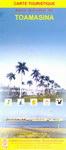 Front Cover: Carte Touristique: Toamasina: Plan ...