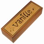 Wooden Vanilla Box