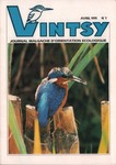 Front Cover: Vintsy: Journal Malgache d'Orientat...