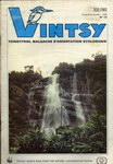 Front Cover: Vintsy: Trimestriel Malgache d'Orie...