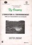 Front Cover: Ny Voaary: L'éducation à l'environn...