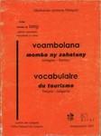 Voambolana momba ny zahatany / Vocabulaire du tourisme