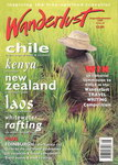 Front Cover: Wanderlust: Issue 29: August/Septem...