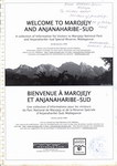 Welcome to Marojejy and Anjanaharibe-Sud / Bienvenue � Marojejy et Anjanaharibe-Sud