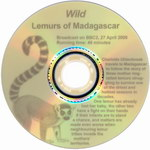 DVD Face: Lemurs of Madagascar