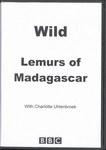 Front of Box: Lemurs of Madagascar