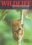 Front Cover: Wildlife Worldwide: 2010/11