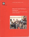 Front Cover: Education and Training in Madagasca...