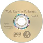 CD Face: World Routes in Madagascar