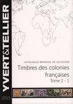 Front Cover: Timbres des colonies français: Tome...