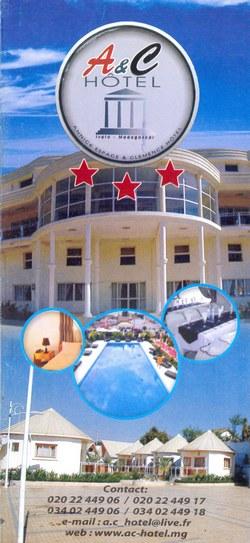 A&C Hotel: Ivato, Madagascar
