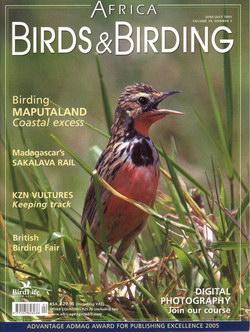 Africa – Birds & Birding: June/July 2005; Vol. 10, No. 3