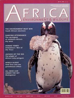 Africa – Environment & Wildlife: March/April 1994; Vol. 2, No. 2