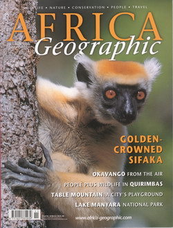 Africa Geographic: December 2002/January 2003; Vol. 10, No. 11
