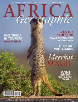 Africa Geographic: May 2007; Vol. 15, No. 4