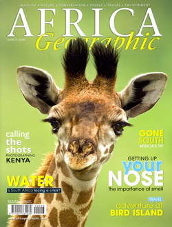 Africa Geographic: March 2009; Vol. 17, No. 2