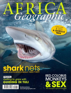 Africa Geographic: May 2009; Vol. 17, No. 4