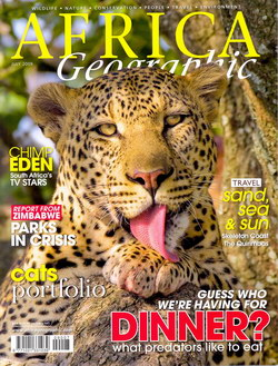 Africa Geographic: July 2009; Vol. 17, No. 6