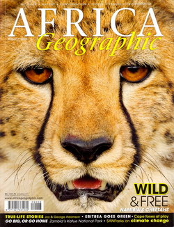 Africa Geographic: August 2009; Vol. 17, No. 7