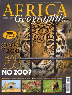 Africa Geographic: December 2010/January 2011; Vol. 18, No. 11