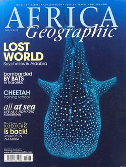 Africa Geographic: March 2010; Vol. 18, No. 2