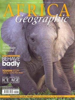Africa Geographic: July 2010; Vol. 18, No. 6