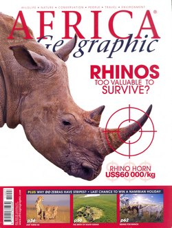 Africa Geographic: July 2011; Vol. 19, No. 6
