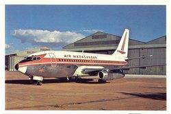 Air Madagascar Boeing 737-200, 5R-MFB