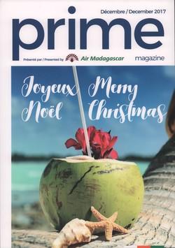 Prime Magazine: Présenté par Air Madagascar: Décembre / December 2017