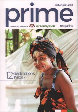 Prime Magazine: Présenté par Air Madagascar: Edition 308 [August] 2018