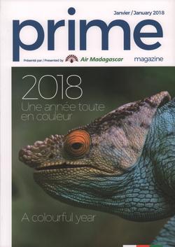 Prime Magazine: Présenté par Air Madagascar: Janvier / January 2018
