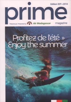 Prime Magazine: Présenté par Air Madagascar: Edition 307 [July] 2018