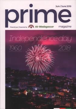Prime Magazine: Présenté par Air Madagascar: Juin/June 2018