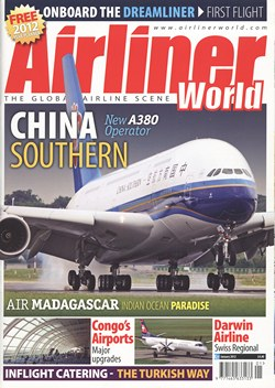 Airliner World: The Global Airline Scene: January 2012