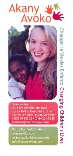 Akany Avoko: Changer la Vie des Enfants / Changing Children's Lives