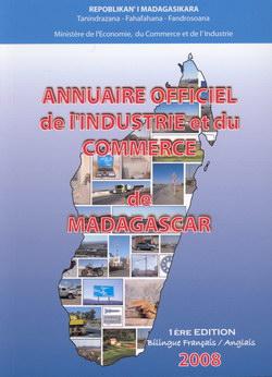 Annuaire Officiel de l'Industrie et du Commerce de Madagascar 2008