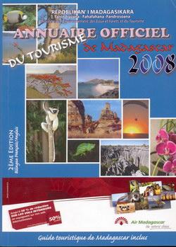 Annuaire Officiel de Tourisme de Madagascar 2008