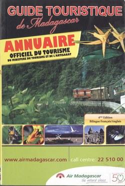 Guide Touristique de Madagascar 2012-2013: Annuaire Officiel du Tourisme du Minist?re du Tourisme et de l'Artisanat