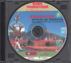 Guide Touristique de Madagascar: Annuaire Officiel du Tourisme du Ministère du Tourisme