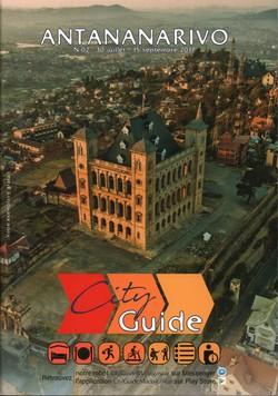 Antananarivo City Guide: No 02; 30 juillet� septembre 2017