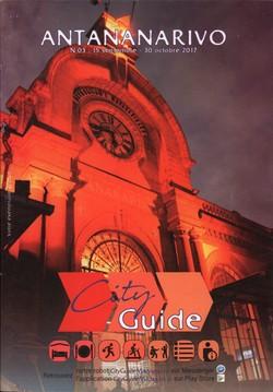 Antananarivo City Guide: No 03; 15 septembre� octobre 2017