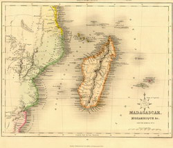 Madagascar, Mozambique &c.: South Africa No. 2