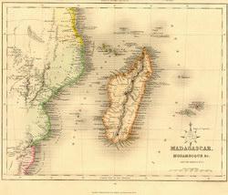 Madagascar, Mozambique &c.: South Africa No. 2