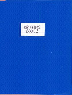 Briefing Book 3